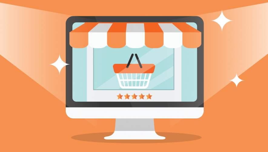 E-handel webbdesign